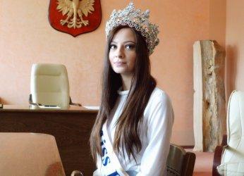 Piotrkowianka w finale Miss World 2014