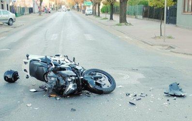 32-letni motocyklista zginął w wypadku