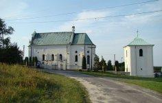 Kradzież w kościele w Bąkowej Górze