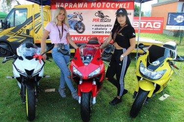 Tłumy bawiły na 6. edycji Moto Show Kamieńsk (galeria)