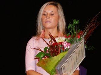Monika Chyla Wolontariuszem Roku 2015