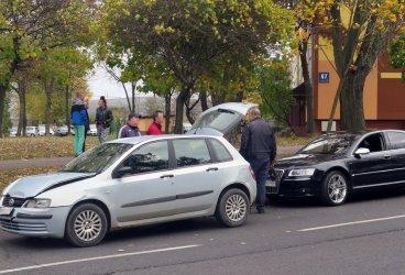 Pijany kierowca spowodował kolizję i próbował uciec z miejsca zdarzenia