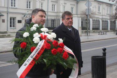 W Piotrkowie uczczono 77. rocznicę powstania AK