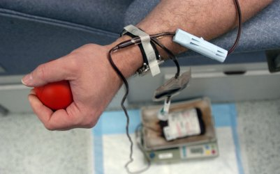 Zbiórka krwi już w niedzielę