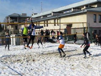 Zmagania na śniegu w gorącej atmosferze [GALERIA]
