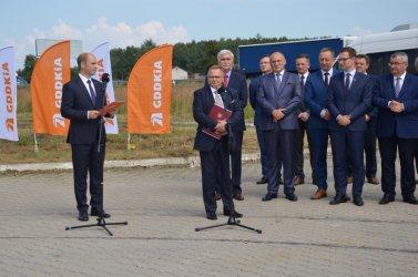 Podpisano porozumienie na budowę pierwszego odcinka autostrady A1