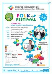 Folk Festiwal w Aleksandrowie
