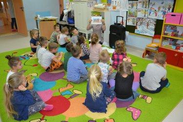 Rekrutacja do Przedszkola Samorządowego w Woli Krzysztoporskiej