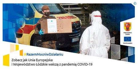 1 mln maseczek dla mieszkańców województwa łódzkiego