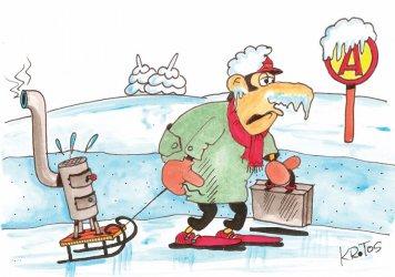 Kto zyskał, a kto stracił na łagodnej zimie?