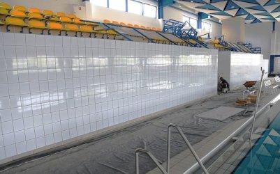 Remont basenu przy Belzackiej dobiega końca