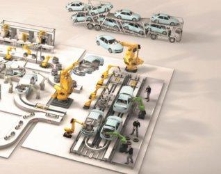 Na świecie do 2022 roku przybędzie niemal dwa mln robotów przemysłowych. Ile z nich znajdzie się w Polsce?