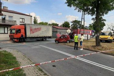 Wypadek w Srocku (AKTUALIZACJA)