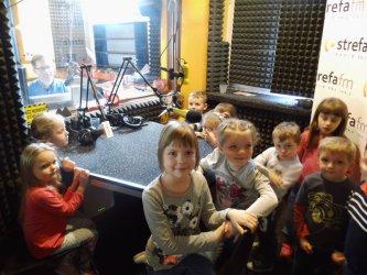 Przedszkolaki w radiu