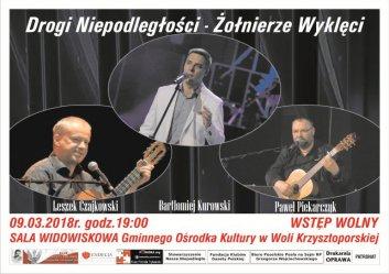 Wola Krzysztoporska: GOK zaprasza na koncert!