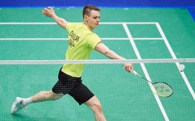 Znaczny awans piotrkowskiego badmintonisty w światowym rankingu