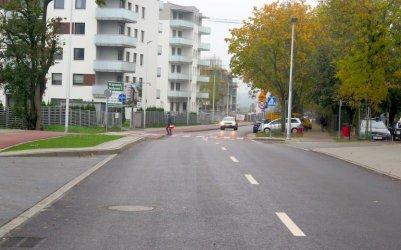 Przebudowa ulicy Broniewskiego zakończona