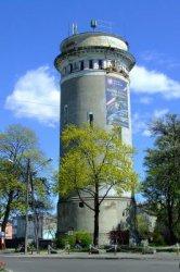 Wieża ciśnień - czy doczeka się remontu?