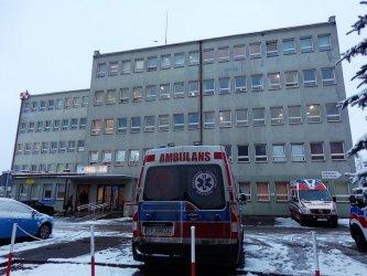 Czy wzrost liczby zachorowań zakłócił pracę piotrkowskiego szpitala?