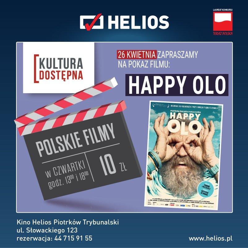 Happy Olo – pogodna ballada o Olku Dobie - Kultura Dostępna w kinie Helios