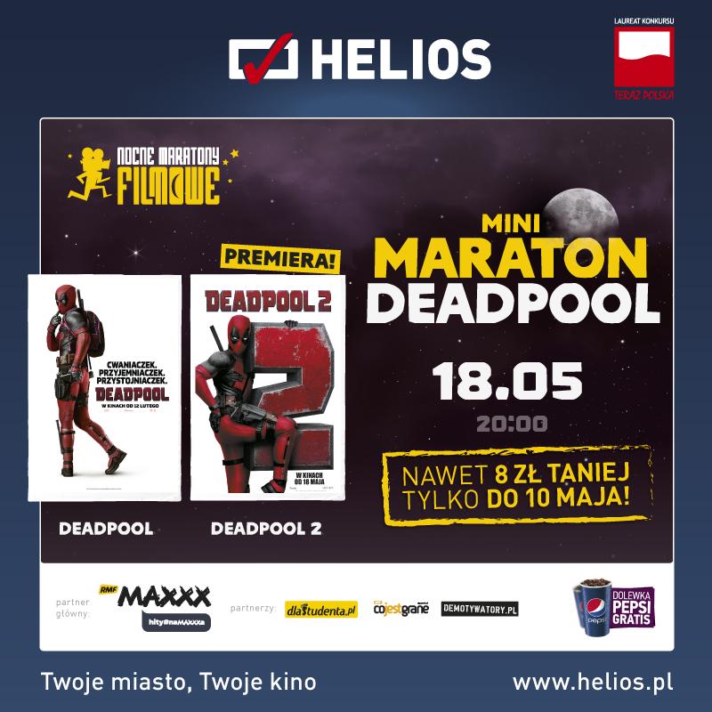 Mini Maraton Deadpoola