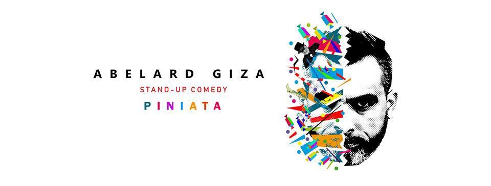 Abelard Giza w programie