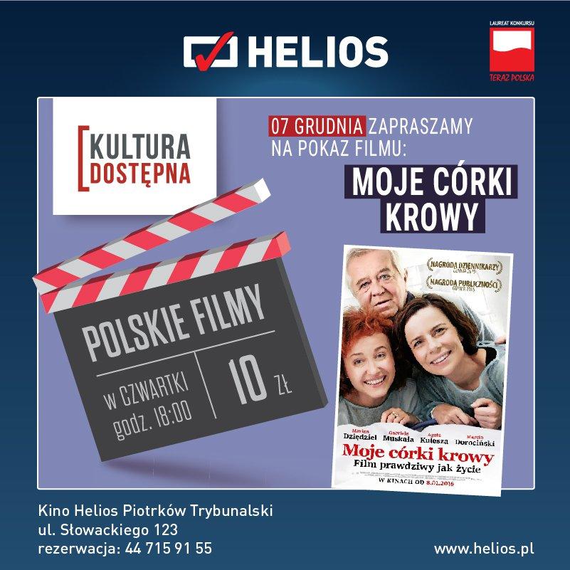 Moje córki krowy - Kultura Dostępna w kinie Helios