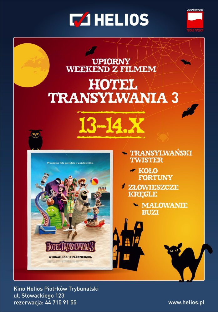 Hotel Transylvania - WIELKA PREMIERA
