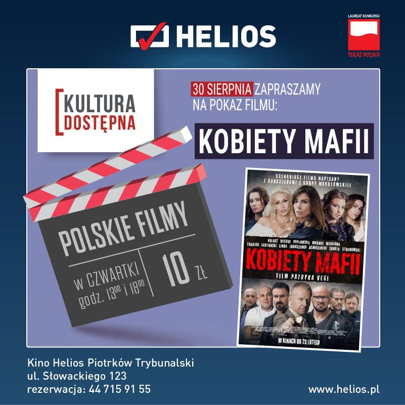 Kobiety mafii - Kultura Dostępna w kinie Helios