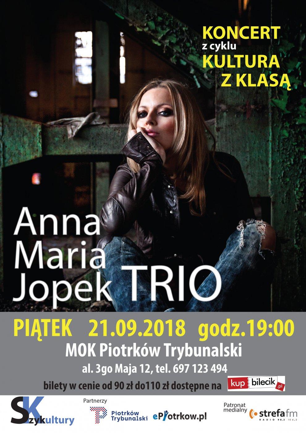Anna Maria Jopek Trio