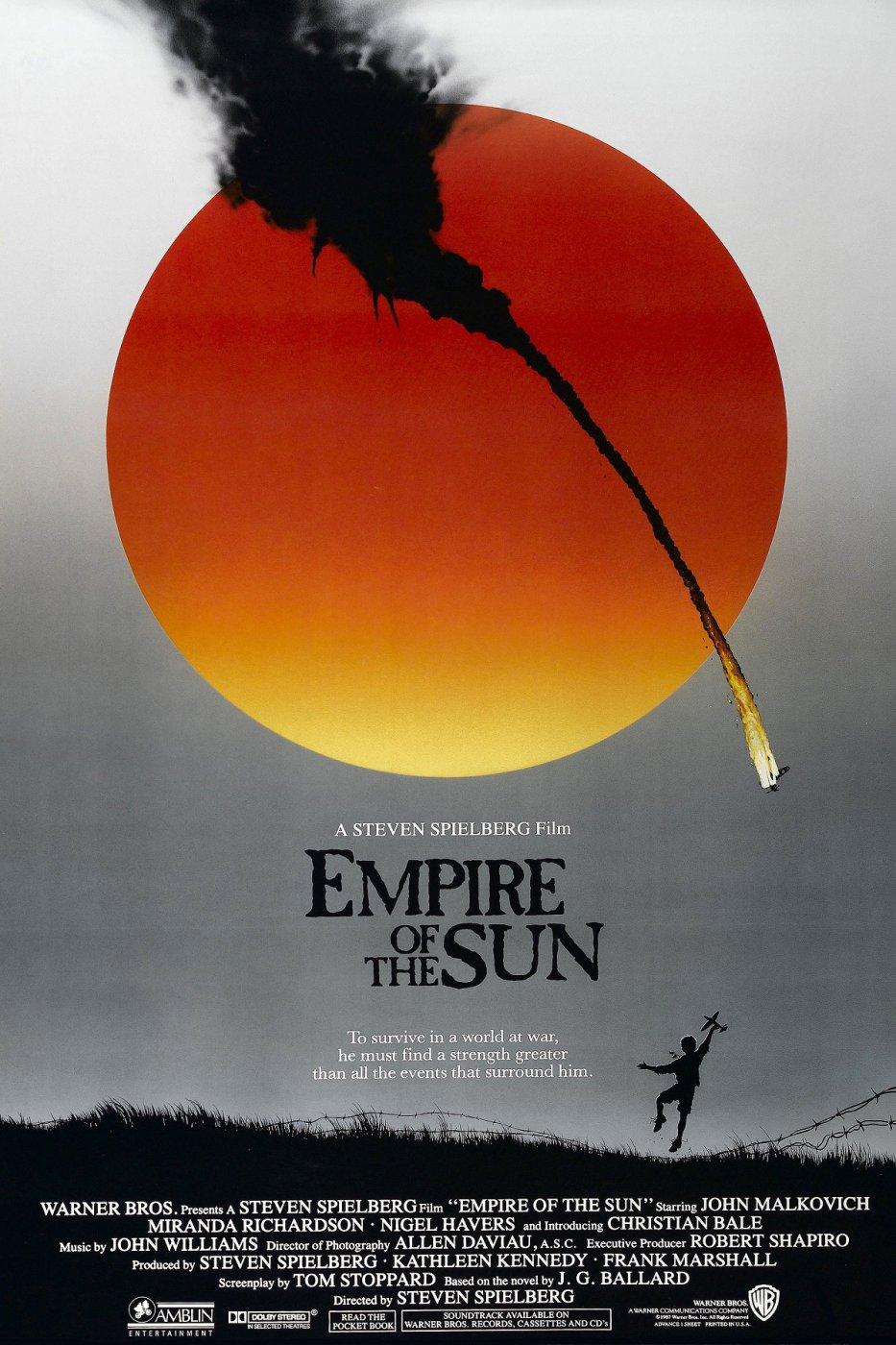 Imperium słońca - Złota kolekcja filmowa w Kinie Helios