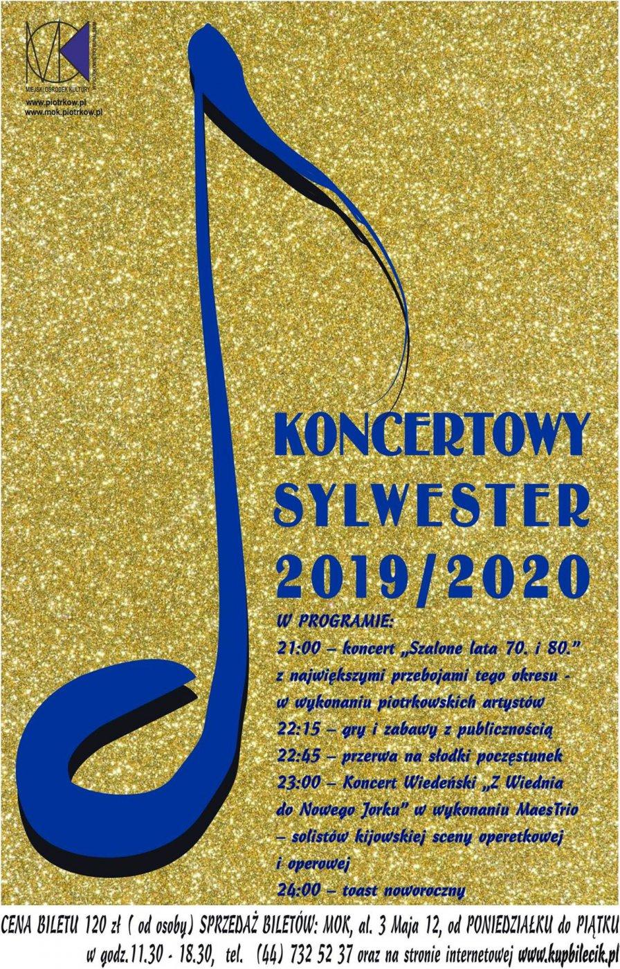 Koncertowy Sylwester 2019/2020