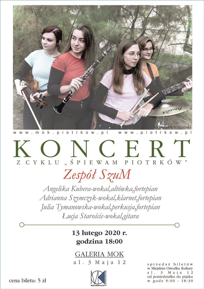 Koncert zespołu