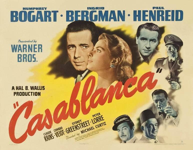 Casablanca - Złota kolekcja w Kinie Helios