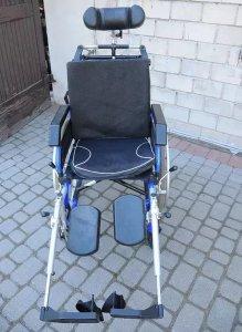 Sprzedam wózek inwalidzki - 100zł