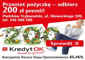 Kredyty OK