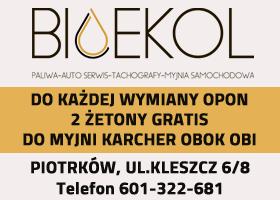 Bioekol - opony