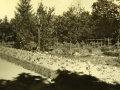 Tymczasowe mogiły polskich żołnierzy na polach pomiędzy dzisiejszym lotniskiem i Milejowem.