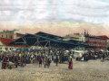 Targowisko miejskie Plac Niepodległości ok. 1925