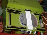 Wibrograf służy do ustawiania punktualności zegarków.