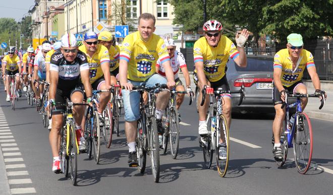 Kolarze z Piotrkowa znów na Tour de Pologne