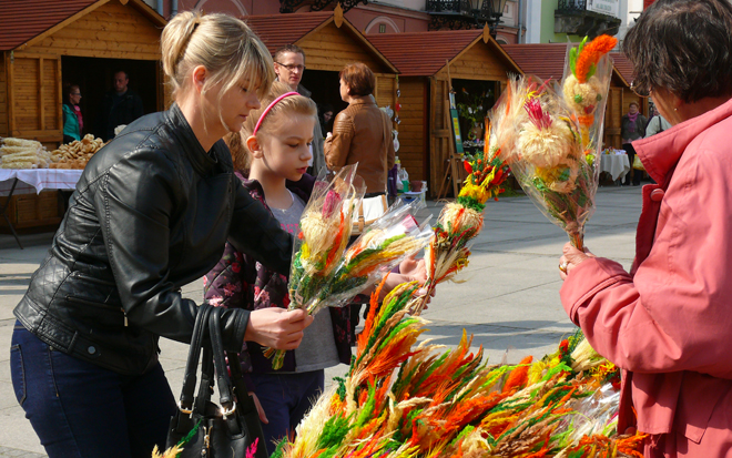 Wielkanocny Jarmark w Rynku Trybunalskim