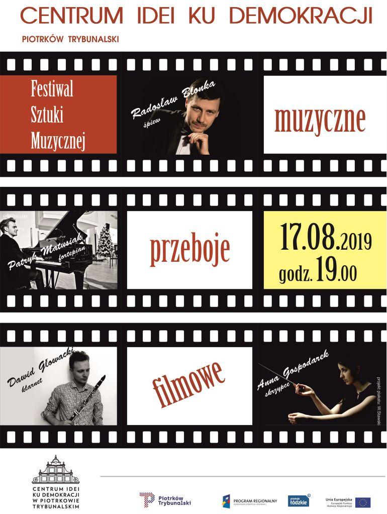 I Festiwal Sztuki Muzycznej w Piotrkowie. Zapraszamy na koncerty!