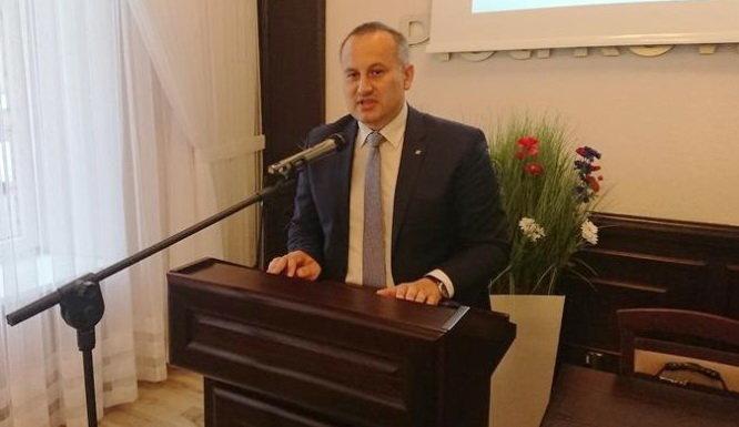 Kadencja pełna wyzwań - rozmowa ze starostą piotrkowskim