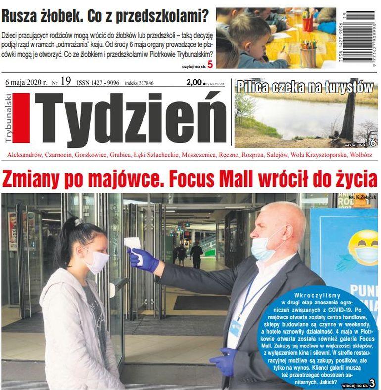 Najnowszy Tydzień Trybunalski dostępny online za darmo!