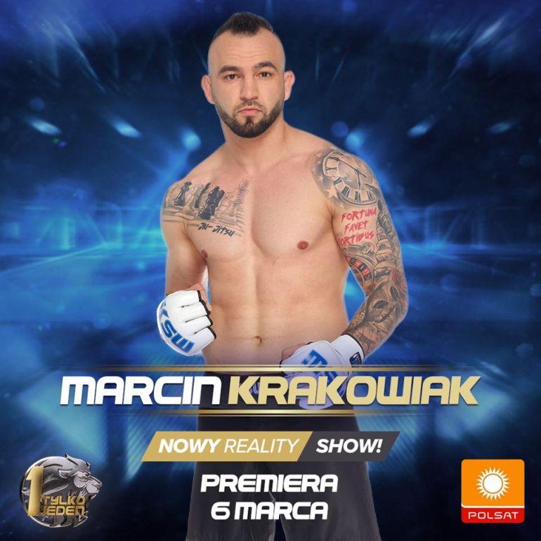 Marcin Krakowiak w nowym programie Polsatu