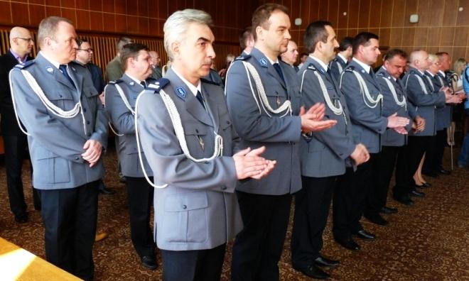 Nowy szef policji już w komendzie