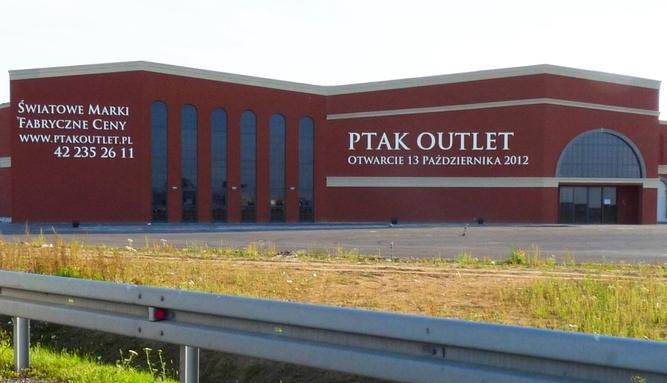 2736206c34 Centrum Ptak Outlet – otwarcie już w sobotę - ePiotrkow.pl - Piotrków  Trybunalski