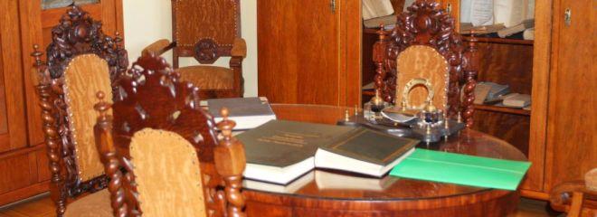 Unikalne miejsce w piotrkowskim sądzie