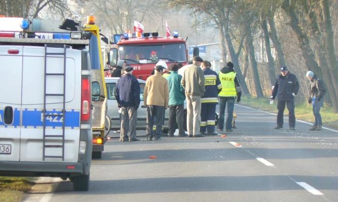 19-latek ranny w wypadku
